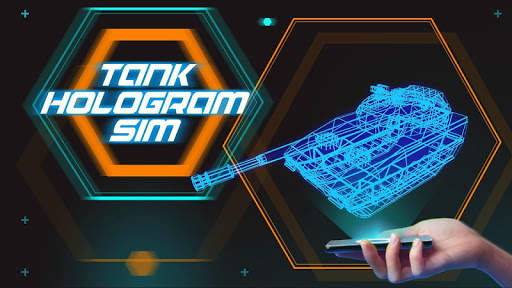 Tank Hologram Sim