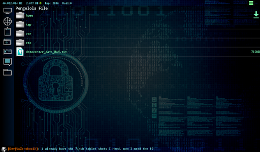 Hackers Online (MMO Simulator) 0.3.6.2 screenshots 10