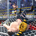 Wrestling Cage Revolution : Wrestling Games icon