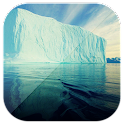 Iceberg Frozen Live Wallpaper icon