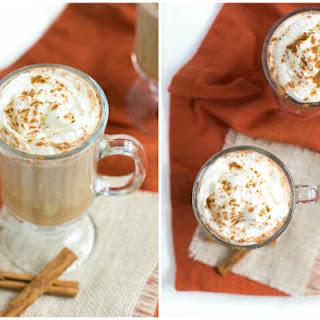 Coconut Cinnamon Spice Latte.