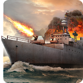 Enemy Waters : Submarine and Warship battle