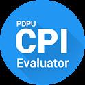 PDPU CPI Evaluator icon