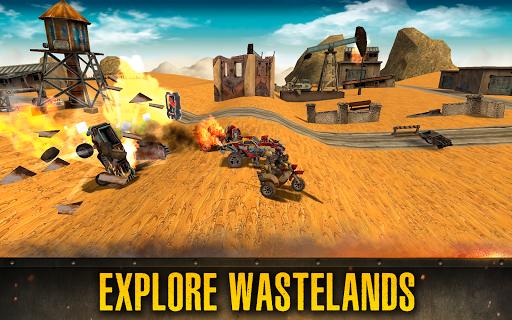 Dead Paradise: Race Shooter 1.6.2 screenshots 2
