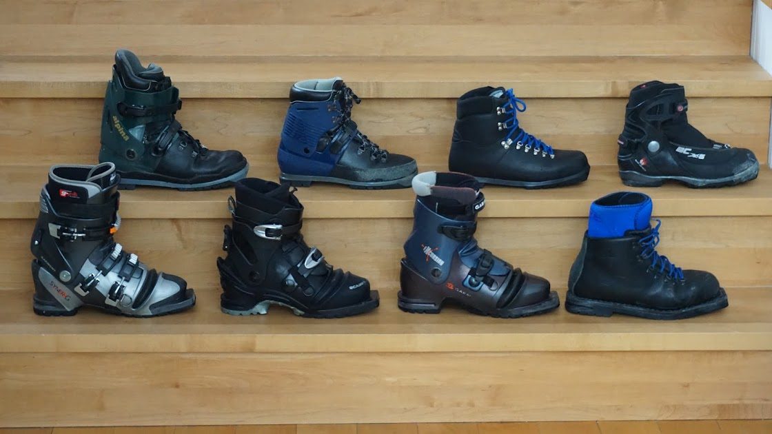 Alpina NNN-BC Cuffed Boots - Telemark Talk / Telemark Tips Forum ...