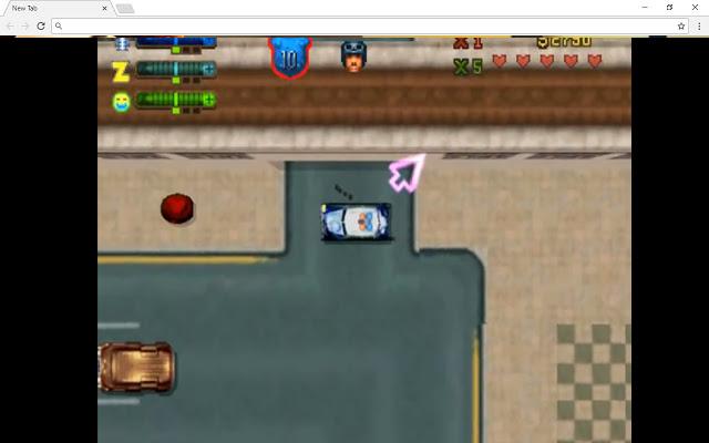 Grand Theft Auto 2 New Tab