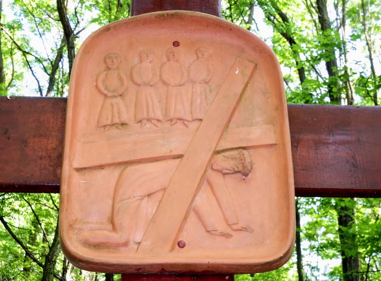 Kemestaródfa - keresztút a Miród-forráshoz