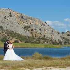 Wedding photographer Kostas Sinis (sinis). Photo of 26.09.2018