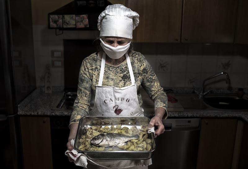 Un'orata in forno ed è pronta di Alberto_Caselli