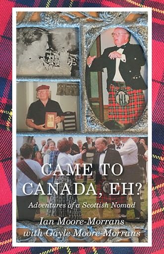 Came To Canada, Eh? cover