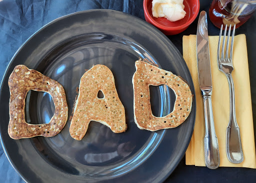 Get Cooking: What kids can cook for Dad this Father's Day
