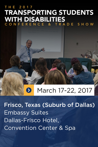 TSD Conference 2017- screenshot