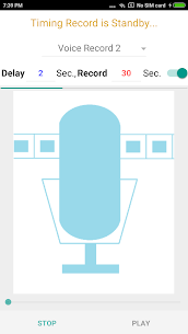 Timing Voice Recorder (Paid) v11.3.0 APK 2