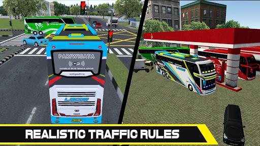 Mobile Bus Simulator for PC
