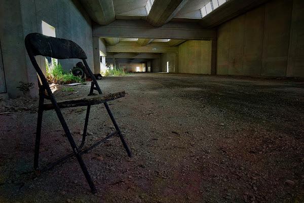 solo una sedia di Marygio16