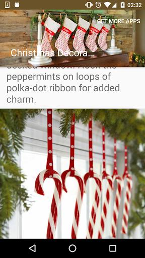 玩免費遊戲APP|下載DIY Christmas Decorating Ideas app不用錢|硬是要APP