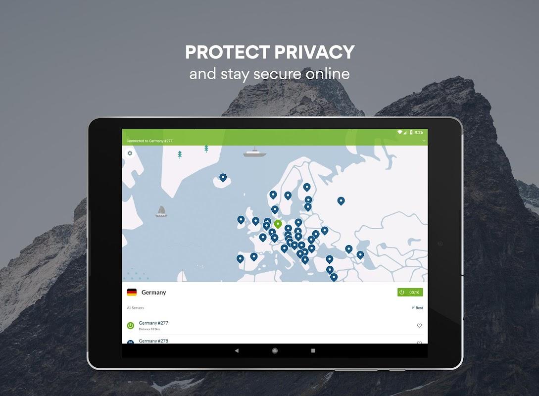 NordVPN: Best VPN Fast, Secure & Unlimited screenshots