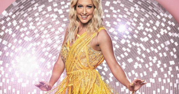 Faye Tozer released pent up emotions in Strictly Come Dancing routine