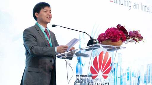 David Chen, Vice President, Huawei Southern Africa Region