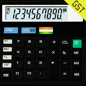 Citizen Calculator GST calculator