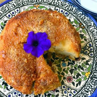 Honey and Cream Baked Bread(Serov Hatsi Kadaif) Recipe