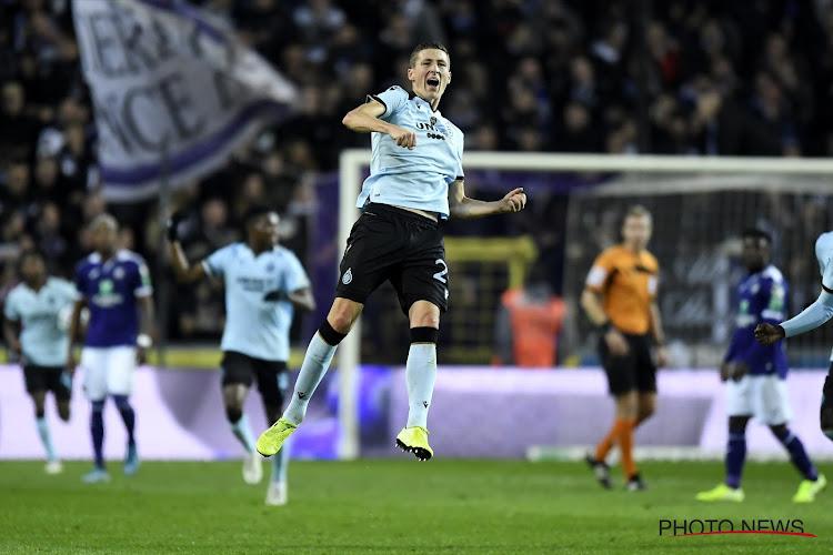 Le Club de Bruges touchera une belle somme grâce aux nouveaux droits tv