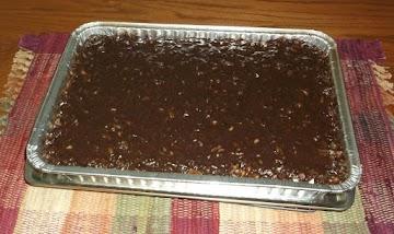 Scotch Cake Recipe