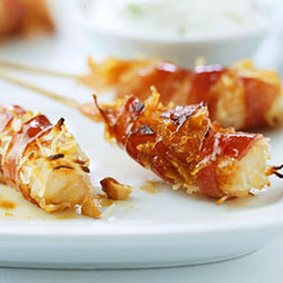 Calypso Shrimp Skewers