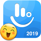 TouchPal Emoji Keyboard: AvatarMoji, 3DTheme, GIFs icon