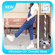 Affordable DIY Overalls Ideas