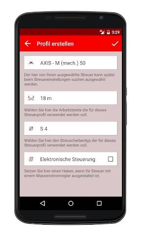 android RAUCH Fertilizer Chart Screenshot 4