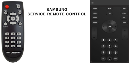Service remote control for any samsung smart tv on Windows PC