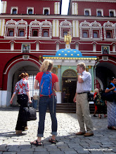 Photo: Entrance to Red Square, Moscow