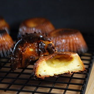 Homemade Canneles.