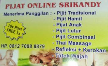 Srikandi Home Service Massage pijat panggilan Khusus Wanita Di jakarta Pusat