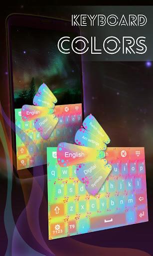 玩娛樂App|键盘颜色免費|APP試玩