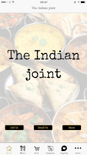 Indian Joint - náhled