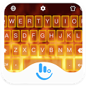 Live 3D Burning Fire Keyboard Theme icon