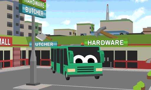 賽車遊戲必備免費app推薦|ブロッキーシティバスシムクラフト線上免付費app下載|3C達人阿輝的APP