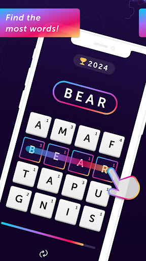 Word Blitz apkslow screenshots 1