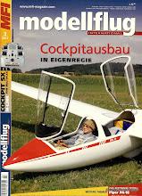 Photo: Und wieder mal ein schönes Titelbild mit einem Axels Scale Pilots. Mit freundlicher Genehmigung der Modellsportverlags GmbH www.modellsport.de