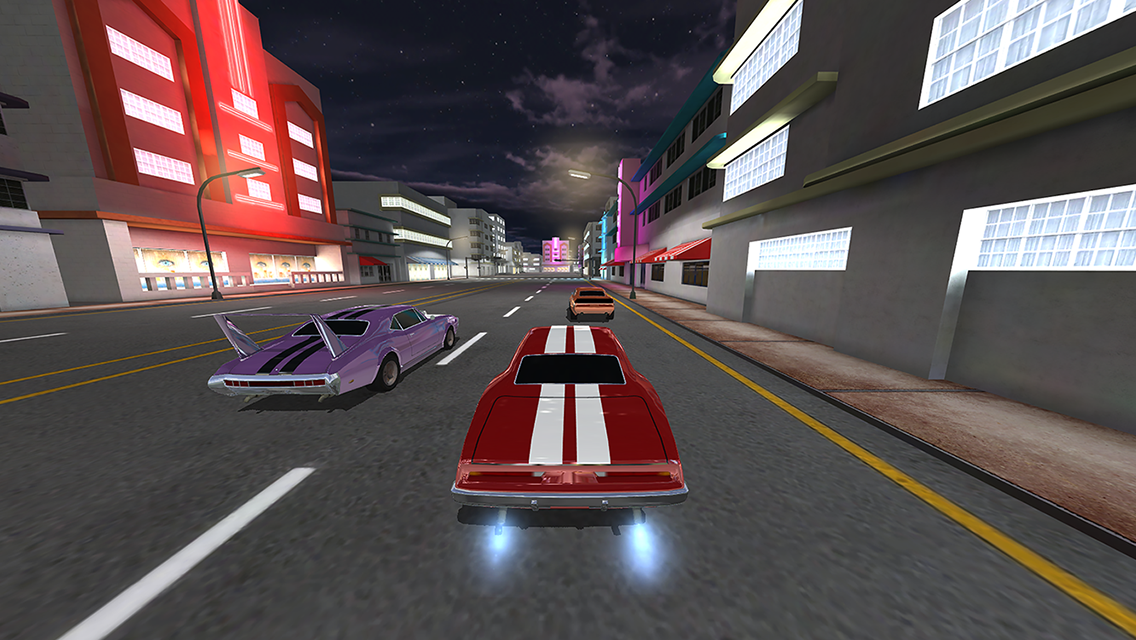 Miami Racing: Muscle Cars - Android Apps on Google Play