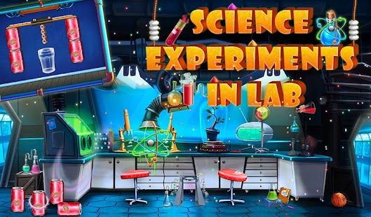 Science Experiment Fun - náhled