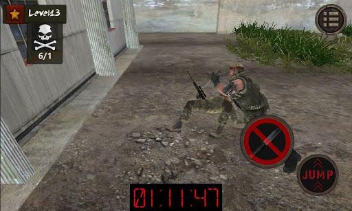 復仇者-血戰暗殺 3D