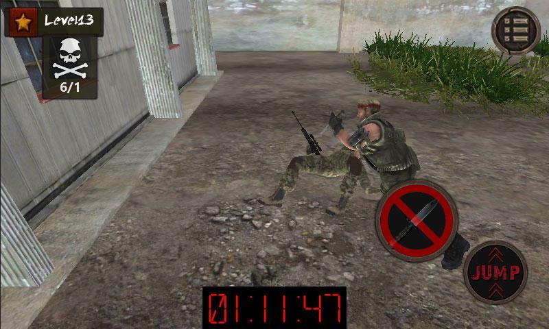 Скриншот Avenger Of Blood:CrimeAssassin