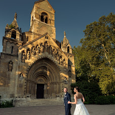 Wedding photographer Bence Pányoki (panyokibence). Photo of 07.09.2017