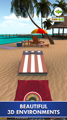 Cornhole Ultimate: 3D Bag Toss Screenshot