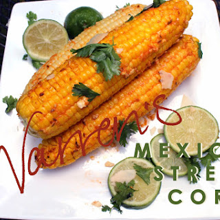 Warren's Mexican Street Corn