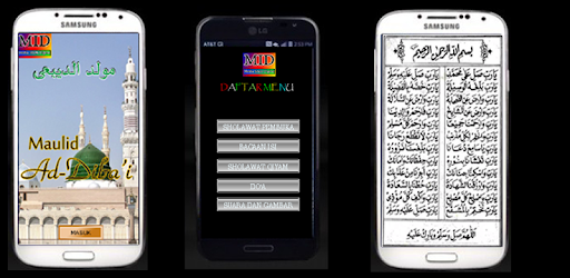 Maulid Ad-diba'i app (apk) free download for Android/PC/Windows screenshot