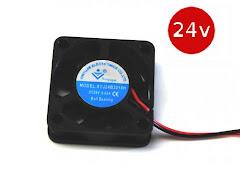 E3D 24v DC Fan 30x30x10mm